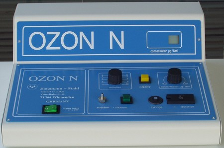 Therapiesystem ozon n