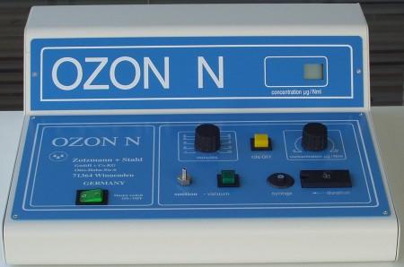 Therapiesystem ozon n